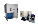 Three synthesis (temperature / humidity / vibration compound test machine)